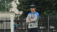 Shin Tae-yong (Liputan6.com/Helmi Fithriansyah)
