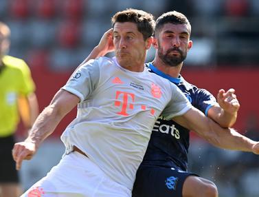 Bayern Munchen Tundukan Marseille