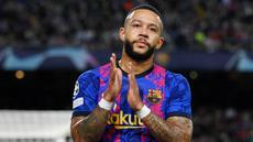 Memphis Depay - Bomber Timnas Belanda ini merupakan andalan Barcelona selepas kepergian sang megabintang Lionel Messi. Permain Depay yang cepat dan tajam di depan gawang lawan diprediksi bisa merepotkan barisan pertahanan Real Madrid di laga El Clasico nanti. (Lluis Gene)