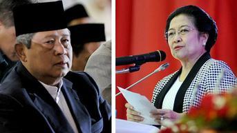 HEADLINE: Saling Sindir PDIP-Demokrat Terkait Kinerja Presiden, Lumrah atau Kontraproduktif?