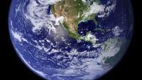 Bumi dilihat dari angkasa luar. (NASA/JPL)