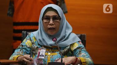 FOTO: KPK Tahan Dua Pejabat BPN Terkait Gratifikasi dan Pencucian Uang