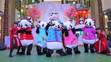Hoki Panda Village
