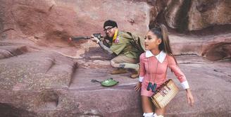 Sahabat Mac Miller, Shane Powers, ceritakan peran Ariana Grande dalam kesehatannya selama berusaha pergi dari obat-obatan terlarang. (instagram/arianagrande)