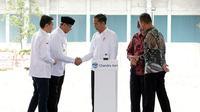 Berdasarkan realisasi investasi di Banten yang terus menunjukan tren positif.