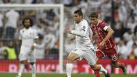 Manchester City mundur dalam perburuan jasa Mateo Kovacic karena harga 80 juta poundsterling yang dipatok Real Madrid dianggap terlalu kemahalan. (AFP/Gabriel Bouys)