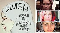 Gerakan dukung jilbab di Australia, Women in Solidarity with Hijabis (#WISH)
