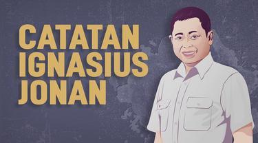 Banyak cerita pada kabinet Jokowi periode 2014-2015, salah satunya soal reshuffle menteri yang dilakukan berulang. Menteri yang tercatat keluar-masuk dalam formasi kabinet Jokowi adalah Ignasius Jonan.