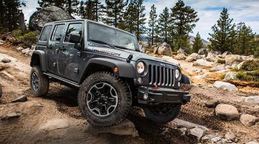 Jeep mulai khawatir atas persaingannya dengan Ford Bronco