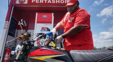 106 Pertashop Hadir di Jawa Tengah dan Yogyakarta