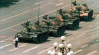 Tank Man (Jeff Widener / Associated Press)