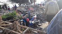 Dampak Gempa Palu dan Donggala. (Twitter Sutopo Purwo Nugroho)