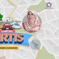 Mempunyai dua kampung halaman, Padang dan Makassar. Ternyata banyak hal yang membuat Marini Zumarnis untuk selalu mudik ke kampung halaman sang ayah dan ibu.
