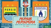 Shopee Liga 1 - Persib Bandung Vs Persipura Jayapura (Bola.com/Adreanus Titus)