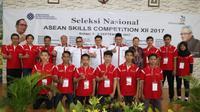 Ratusan pemuda dari penjuru tanah air mengikuti Seleksi Nasional Asean Competition Competitor (ASC) 2017.
