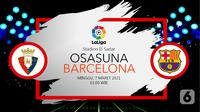 Osasuna vs Barcelona (liputan6.com/Abdillah)