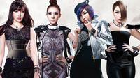 Hebat, 2NE1 disandingkan dengan girl band legendaris dunia, seperti Spice Girl dan Destiny's Child.