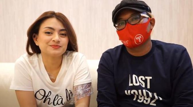 Usai Hapus Tato, Nathalie Holscher Telah Jadi Mualaf Disaksikan Sule -  ShowBiz Liputan6.com
