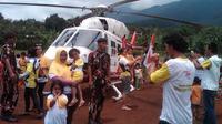 Helikopter ARB. (Bima Firmansyah)