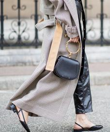 Evening bag to carry now! Photo: pinterest
