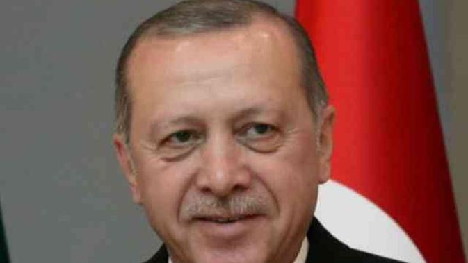 Presiden Turki Erdogan. Foto: antaranews.com