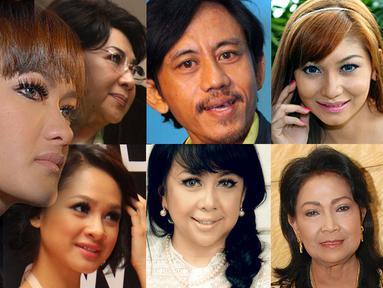 Julia Perez tengah mengobati kanker serviks yang dideritanya. Berikut ini ada 6 artis yang sembuh dari kanker (Istimewa)
