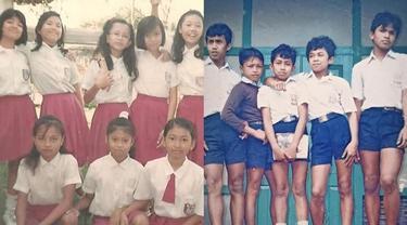 Lawas Banget, Potret Anak Sekolah Zaman Dulu Ini Bikin Nostalgia