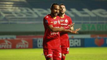 Hasil BRI Liga 1 2021/2022: Jalan di Tempat, Persija Gagal Taklukkan Persita