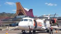 Polda Sulsel belum melimpahkan perkara dugaan korupsi pembebasan lahan Bandara Mangkendek, Tana Toraja ke Kejati Sulsel (Liputan6.com/ Eka Hakim)