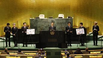 UNGA Adalah Forum Debat Utama PBB, Sidang Majelis Umum yang Dihadiri BTS