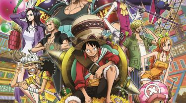 One Piece: Stampede. (Toei)