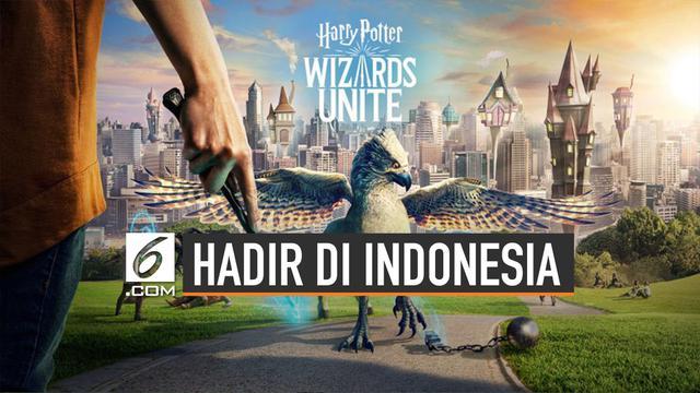 Gim Harry Potter Juga Hadir di Indonesia