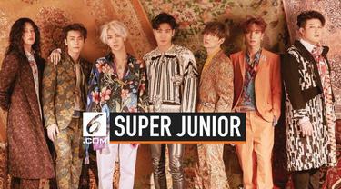 Super Junior akan menggelar konser bertajuk 'SUPER SHOW 7S' di Jeddah, Arab Saudi. Ini menjadi konser K-pop pertama di wilayah Timur Tengah.