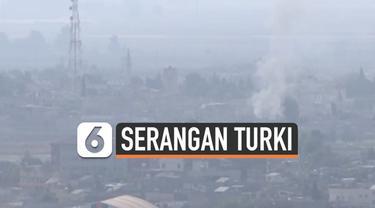 Turki sepakat untuk gelar gencatan senjata dengan pasukan Kurdi selama 5 hari. Namun hari Jumat (18/10) bentrokan kedua belah pihak masih terjadi di Suriah Utara.