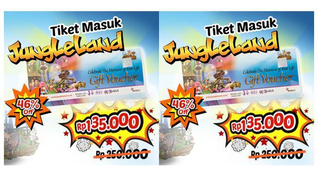 Murah Berlibur di Jungleland dengan Promo Lakupon - Lifestyle ... 39793a8d0f