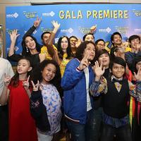 Gala premier film Koki-Koki Cilik (Bambang E. Ros/bintang.com)