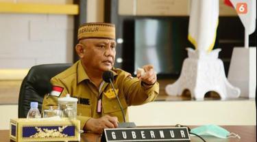 Gubernur Gorontalo, Rusli Habibie. Foto: Humas (Arfandi Ibrahim/Liputan6.com)