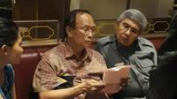 Jaksa mengeksekusi DPO Kejari Jakarta Pusat, Thamrin Tanjung (foto: dok Kasipenkum Kejati DKI Jakarta)