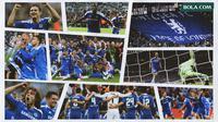 Kolase - Chelsea Juara Liga Champions 2012 (Bola.com/Adreanus TItus)