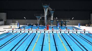 Foto: Menilik Sepintas Beberapa Venue Olimpiade Tokyo 2020, Perpaduan antara Futuristik dan Budaya Khas Jepang