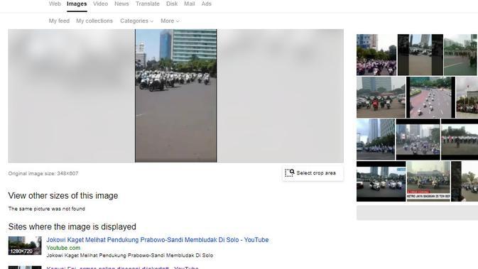 Cek Fakta Liputan6.com menelusuri klaim video rombongan bermotor FPI saat demonstrasi 13 Oktober 2020