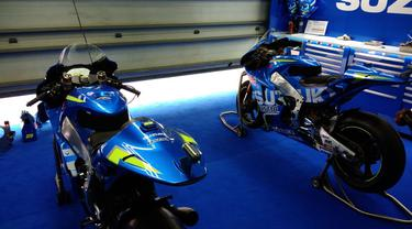 Suzuki Ecstar, MotoGP
