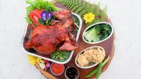 Ayam kanton. (dok. Aston Inn Pandanaran Semarang)