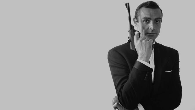 Sean Connery saat jadi James Bond. (dok. 007.com)