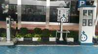 Stasiun Penyedia Listrik Umum. (Arief/Liputan6.com)
