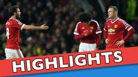 Video highlights Premier League Inggris antara Manchester United melawan Norwich City yang berakhir dengan skor 1-2, Sabtu (19/12/2015).