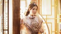 Potret Sarwendah Bertema Everless Beauty. (Sumber: Instagram/fdohotography90)