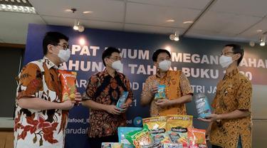RUPST PT Garudafood Putra Putri Jaya Tbk (GOOD) pada Rabu, 16 Juni 2021. (Dok: PT Garudafood Putra Putri Jaya Tbk)