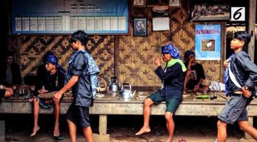 Ribuan warga Suku Baduy di pedalaman Kabupaten Lebak, Provinsi Banten, akan menggelar upacara Seba untuk menjalin silaturahmi dengan Bupati Lebak