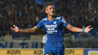 Striker Persib Bandung Wander Luiz. (foto: https://www.instagram.com/persib_official)